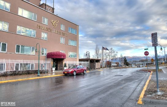 Exterior view Anchorage Grand Hotel