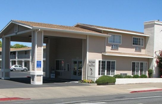 Exterior view Heritage Inn Express Chico
