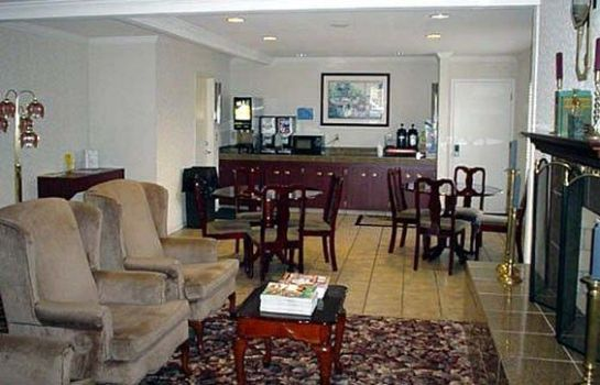 Lobby Heritage Inn Express Chico