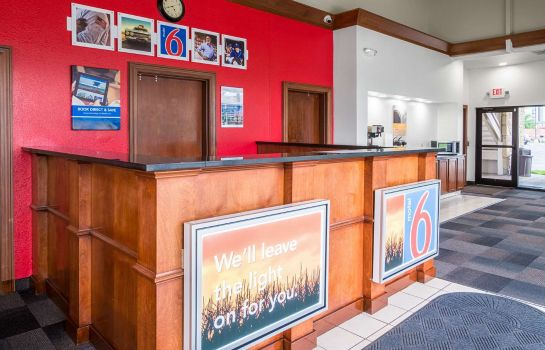 Hotelhalle Baymont Inn and Suites Columbus/OSU