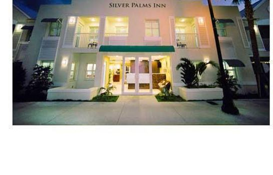 Exterior view SILVER PALMS INN