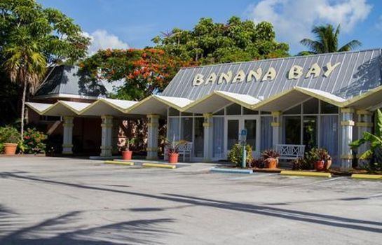Buitenaanzicht BANANA BAY RESORT AND MARINA