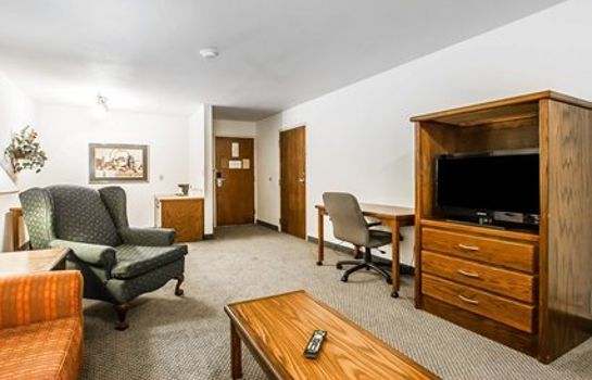 Suite Quality Inn & Suites North