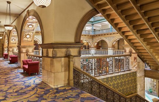 Hotelhalle The Brown Palace Hotel and Spa Autograph Collection
