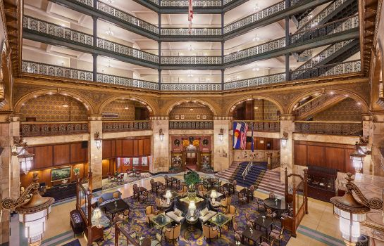 Hall The Brown Palace Hotel and Spa Autograph Collection