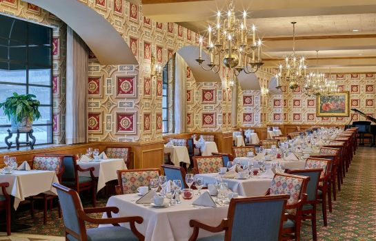 Restaurant The Brown Palace Hotel and Spa Autograph Collection