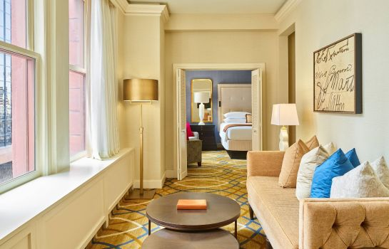 Suite The Brown Palace Hotel and Spa Autograph Collection The Brown Palace Hotel and Spa Autograph Collection