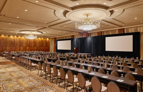Sala de reuniones The Brown Palace Hotel and Spa Autograph Collection The Brown Palace Hotel and Spa Autograph Collection