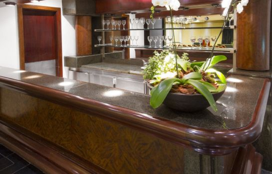 Conference foyer Bourbon Curitiba Convention Hotel