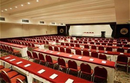 Conference room Bourbon Curitiba Convention Hotel