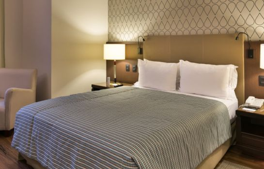 Double room (superior) Bourbon Curitiba Convention Hotel