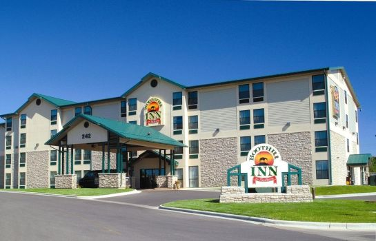 Exterior view Boothill Inn And Suites