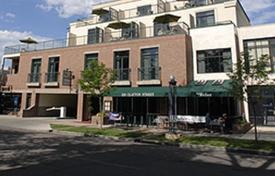 Exterior view INN AT CHERRY CREEK
