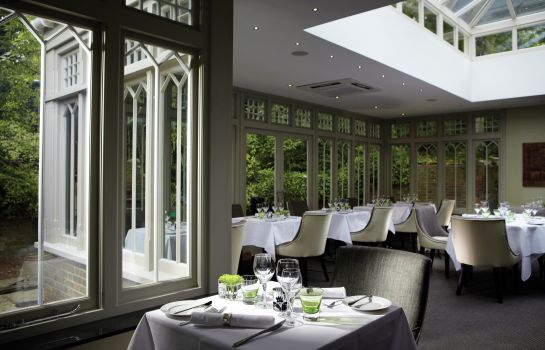 Restaurant 1 Rowhill Grange and Utopia Spa