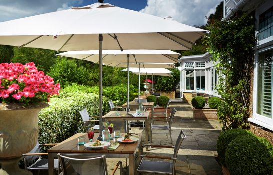 Terrace Rowhill Grange and Utopia Spa