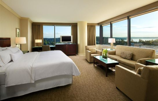 Zimmer The Westin Bellevue