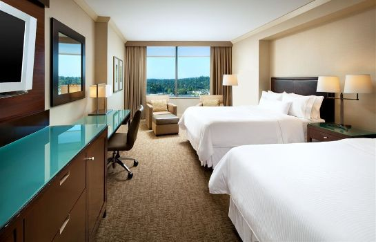 Room The Westin Bellevue