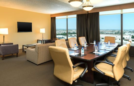 Sala de reuniones The Westin Dallas Fort Worth Airport