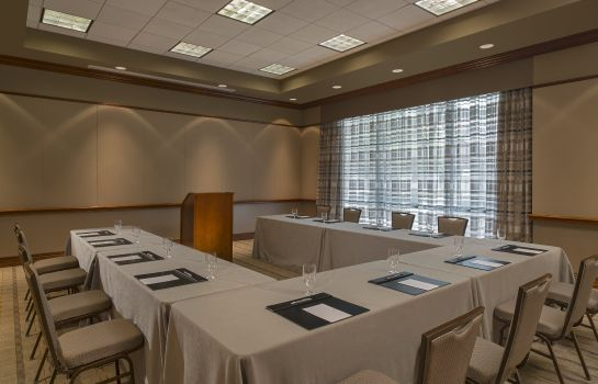 Sala de reuniones The Westin Houston Downtown