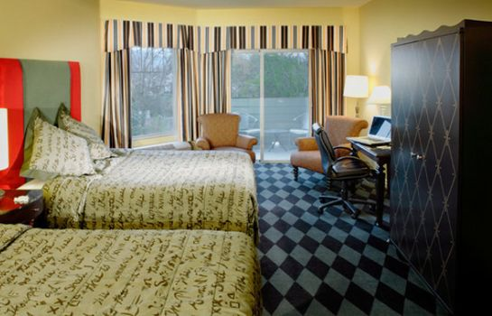 Kamers PLAZA INN AND SUITES AT ASHLAND CREEK