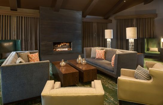 Hall de l'hôtel DoubleTree by Hilton Park City - The Yarrow