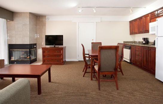 Suite DoubleTree by Hilton Park City - The Yarrow
