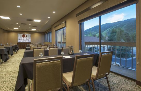 Salle de séminaires DoubleTree by Hilton Park City - The Yarrow