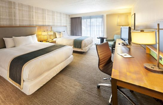 Chambre DoubleTree by Hilton Park City - The Yarrow