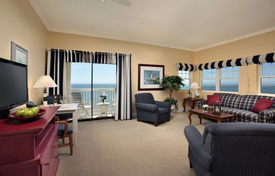 Hol hotelowy PISMO LIGHTHOUSE SUITES