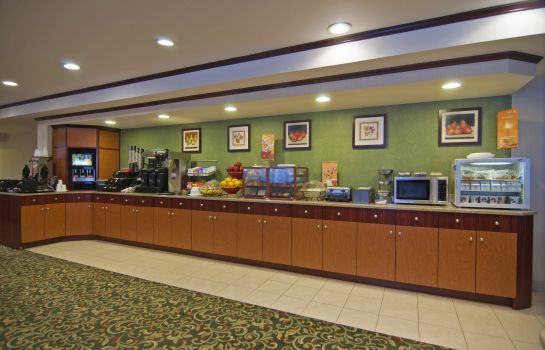 Restaurant Fairfield Inn New York JFK Airport