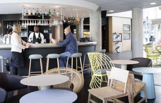 Hotel-Bar Novotel Suites Gare Lille Europe