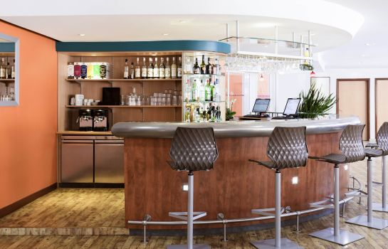 Hotel-Bar Novotel Suites Montpellier