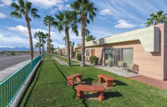 Exterior view HAVASU DUNES RESORT