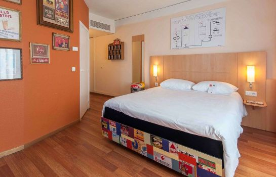Kamers ibis Brussels Centre Gare Midi