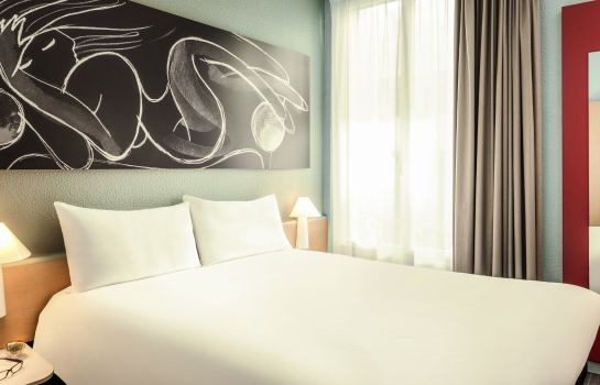 Standardzimmer ibis Paris Boulogne-Billancourt