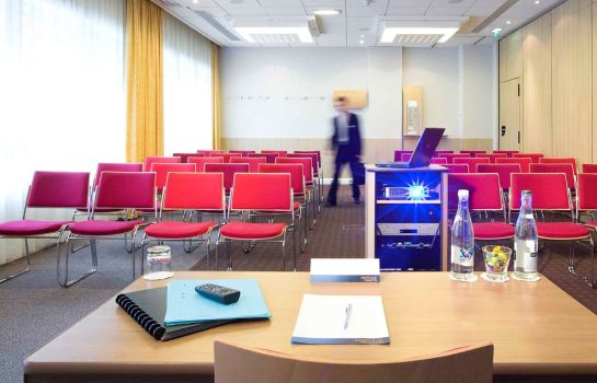 Conference room Novotel Paris Centre Gare Montparnasse