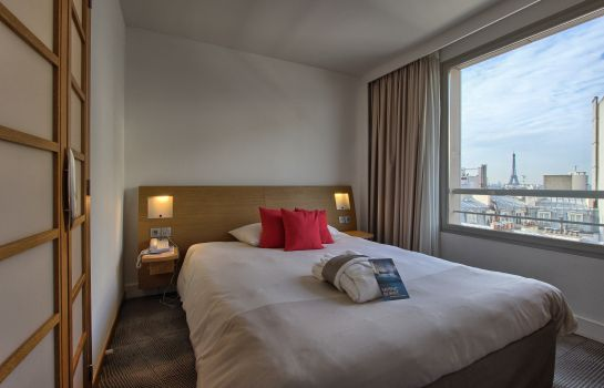 Double room (superior) Novotel Paris Centre Gare Montparnasse