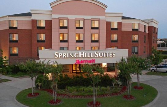 Außenansicht SpringHill Suites Dallas DFW Airport East/Las Colinas Irving