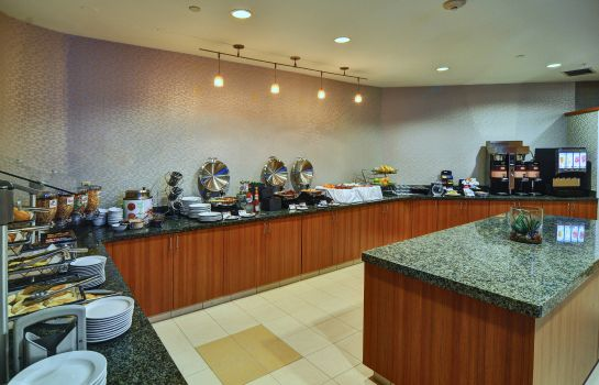 Restauracja SpringHill Suites Dallas DFW Airport East/Las Colinas Irving