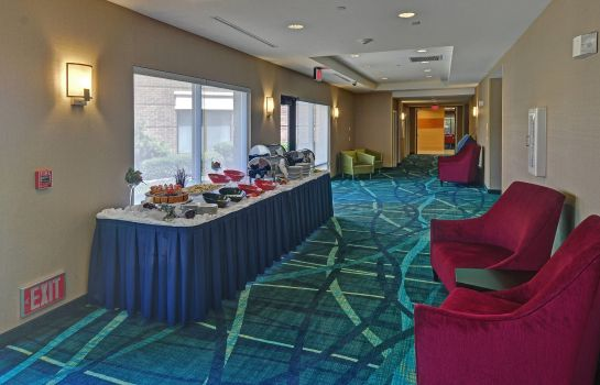 Conference room SpringHill Suites Dallas DFW Airport East/Las Colinas Irving