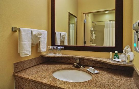 Zimmer SpringHill Suites Dallas DFW Airport East/Las Colinas Irving