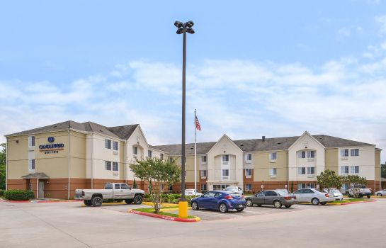 Vista esterna Candlewood Suites BEAUMONT