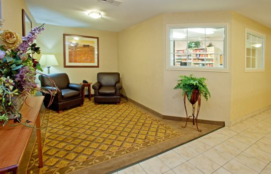 Hotelhalle Candlewood Suites BEAUMONT