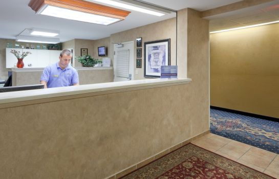 Hotelhalle Candlewood Suites WASHINGTON DULLES STERLING