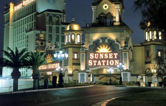 Außenansicht Sunset Station Hotel Casino