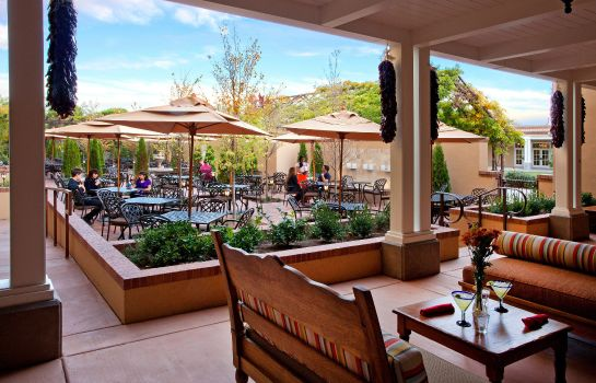 Restaurante Hotel Albuquerque at Old Town