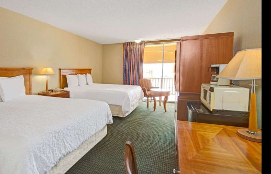Chambre Howard Johnson by Wyndham Albuquerque Midtown