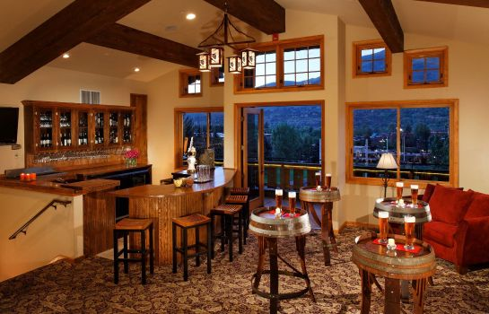 Bar hotelowy MOUNTAIN CHALET ASPEN