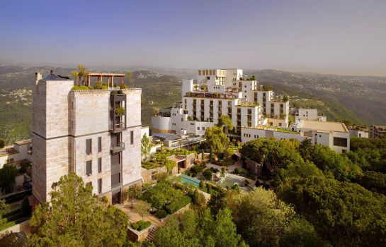 Exterior view Grand Hills a Luxury Collection Hotel & Spa Broumana