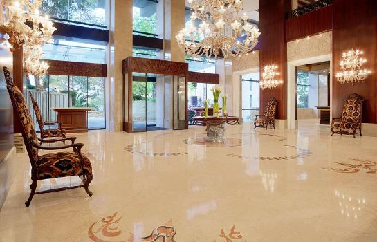 Lobby Grand Hills a Luxury Collection Hotel & Spa Broumana